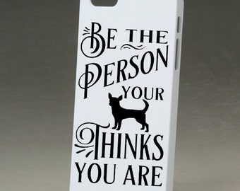Iphone chihuahua phone case, Flip case, Leather Case