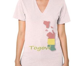 Togovi V-Neck Women's