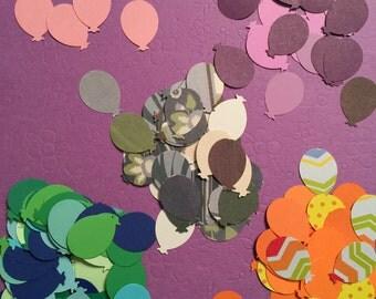 Paper balloons , scrapbooks , cards , birthday decorations ,