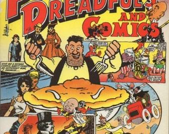Penny Dreadfuls and Comics
