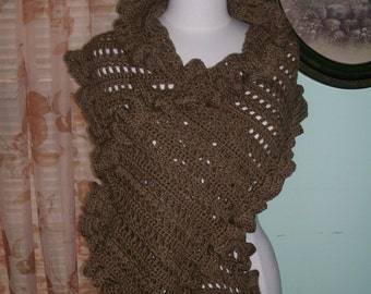 Vintage Style Womans Evening Wrap