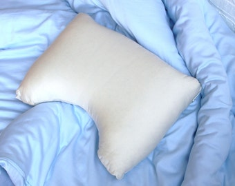 Side Star Pillow for Side Sleepers