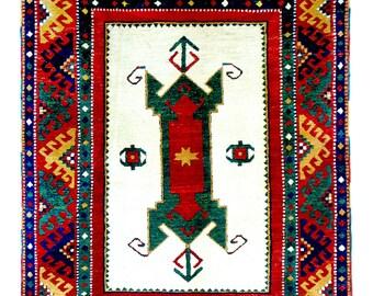 CARPET CAUCASIAN KAZAK