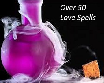 Wiccan Over 50 Love Spells