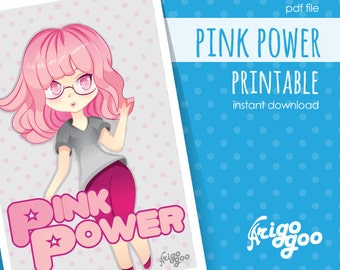 Poster: Pink Power
