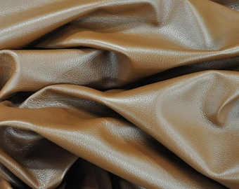 Brown Leather Hide Upholstery Whole Full Cow Hide 50 Square Feet