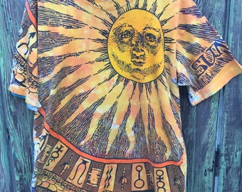 Sun and Moon Tee