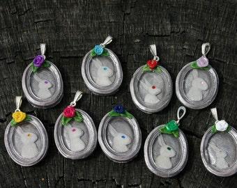 Bunny Pendants