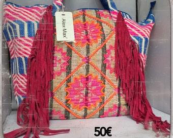 Bohemian chic bag