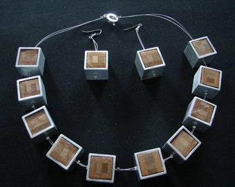 "Jewellery Set ""Summertime"""