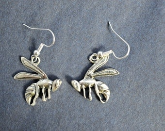 Wasp Earrings, Wasp Jewelry, Wasp Jewellery, Wasps