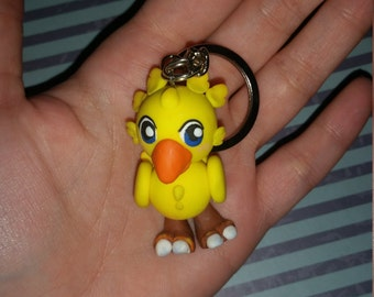 Keyring Chocobo (Final Fantasy)