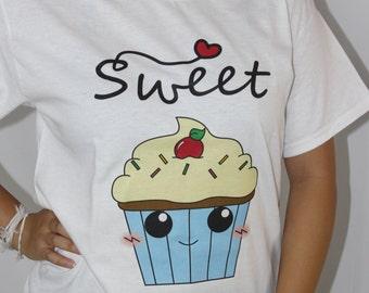 Sweet Cupcake T-shirt