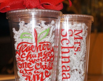 Personalized 16oz Tumbler