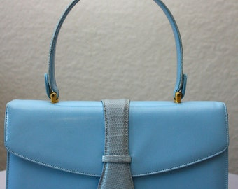 BLUE SAKS BAG
