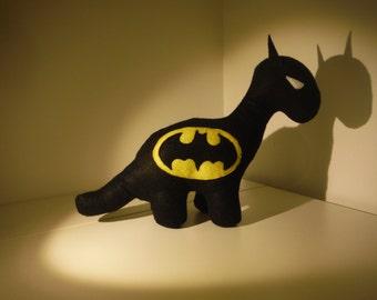 Batman Dinosaur Soft Toy