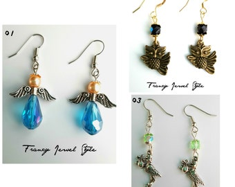 Fantasy Earrings