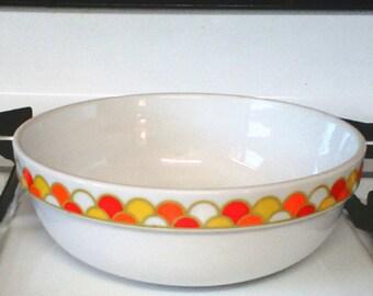 Georges Briard Carousel Vegetable Bowl