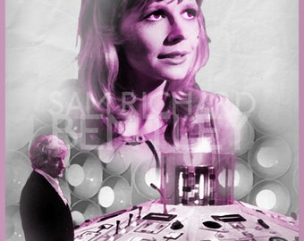 Doctor Who - 'Companions - Miss Grant' - Print