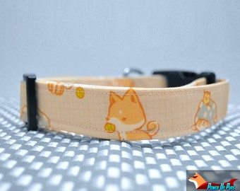 Shiba Inu Dog Collar - The Baby Shibi