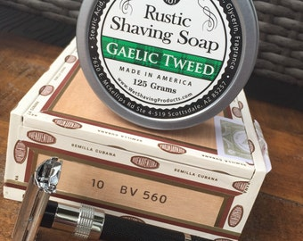 Top Notch Mens Shaving Kit. Grooming Kit. Safety Razor. Unique Mens Gift. Birthday.