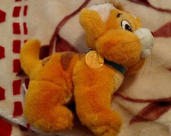 Vintage Oliver Plush from Oliver and Company