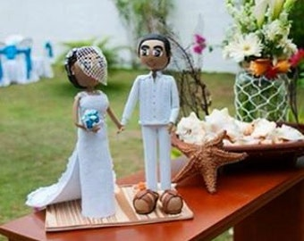 Wedding Gift Personalized Doll