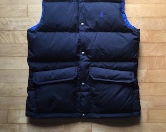 Ralpf Lauren reversible vest