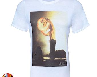 Ian brown Spike Island  By Ian Tilton Stone Roses T-Shirt #SL6 Kids & Adult Sizes