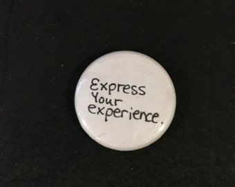 Express Your Experience