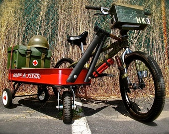 BMX Battle Bike w/Sidecar