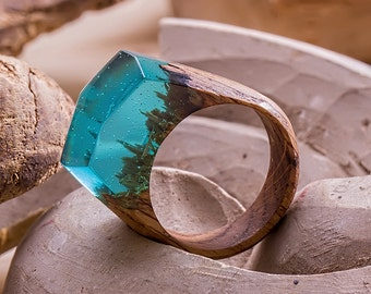 Ring Emerald Forest