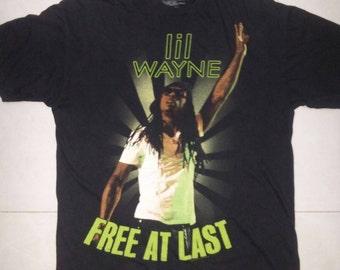 Lil Wayne Tshirt Rap Hiphop Swag