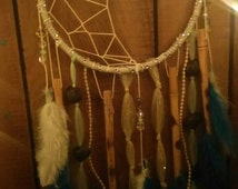 Wind Chime Sea Breeze Moon Dreamcatcher