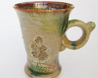 Stoneware Mug A-1