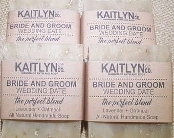 Soap Favors, Wedding Soap Favors, Soap Wedding Favors, Party Favors, Baby Shower Favors, Natural Soap Favors, Custom Favors, 2.3oz Bars
