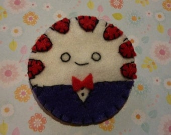 Peppermint Butler Adventure Time Badge/Pin