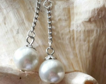Pearls on a chain
