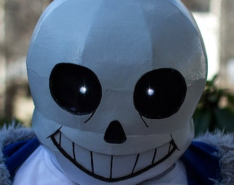 Sans tête costume (Undertale) (version LED)