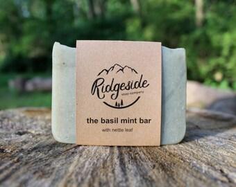 The Basil Mint Bar