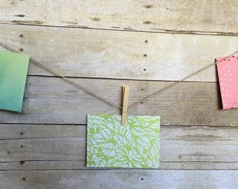Pattern Envelopes 4x6