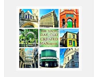 Manchester Green Mix