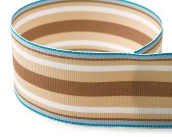 Seaside Woven Grosgrain Ribbon     (08-##-ST-282)