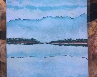 Postcard Landscape #2