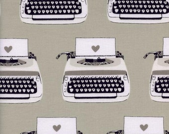 Typewriters Black & White