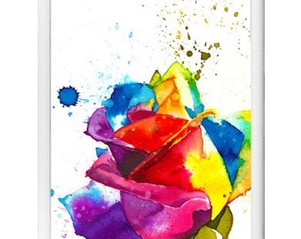 "Case to cellular ""Rose"""