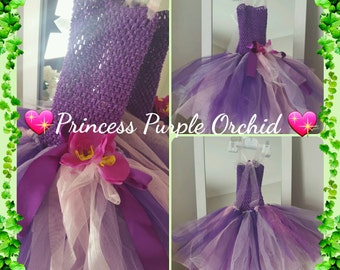 Princess Purple Orchid