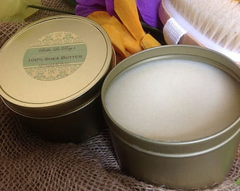 100% Raw Shea Butter by ounce