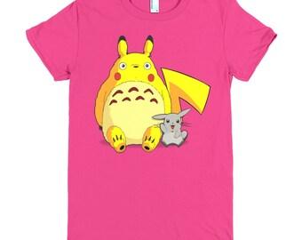 Totorochu Woman T-shirt - L01
