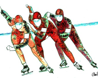 Skaters of speed-2